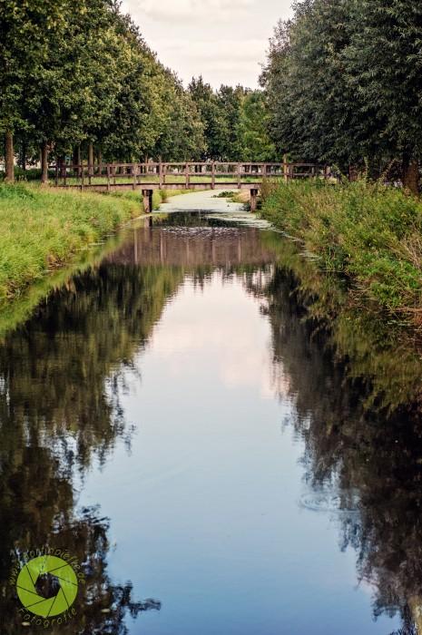 Kanal in Woerden