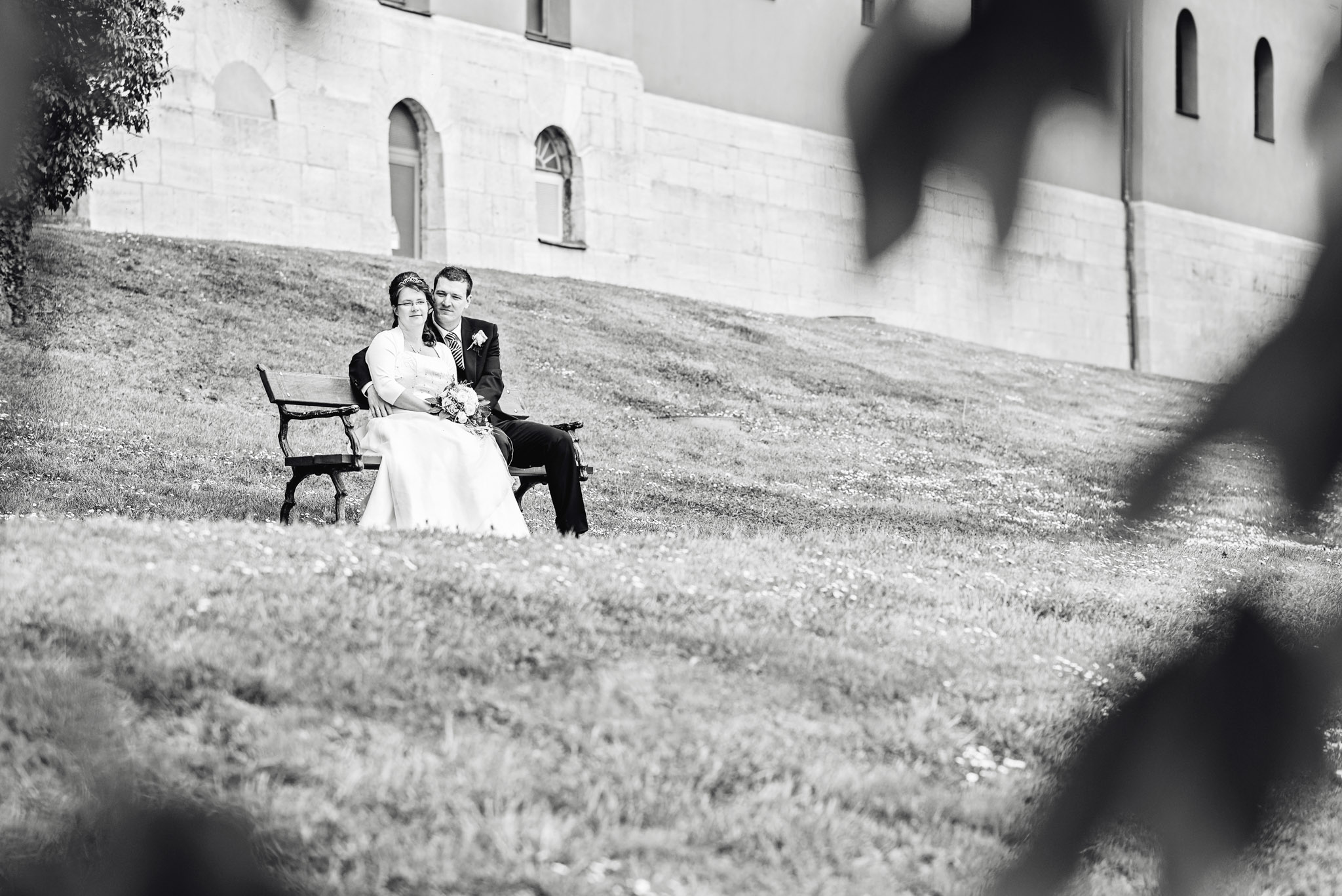 Hochzeitsfotografie in Sondershausen