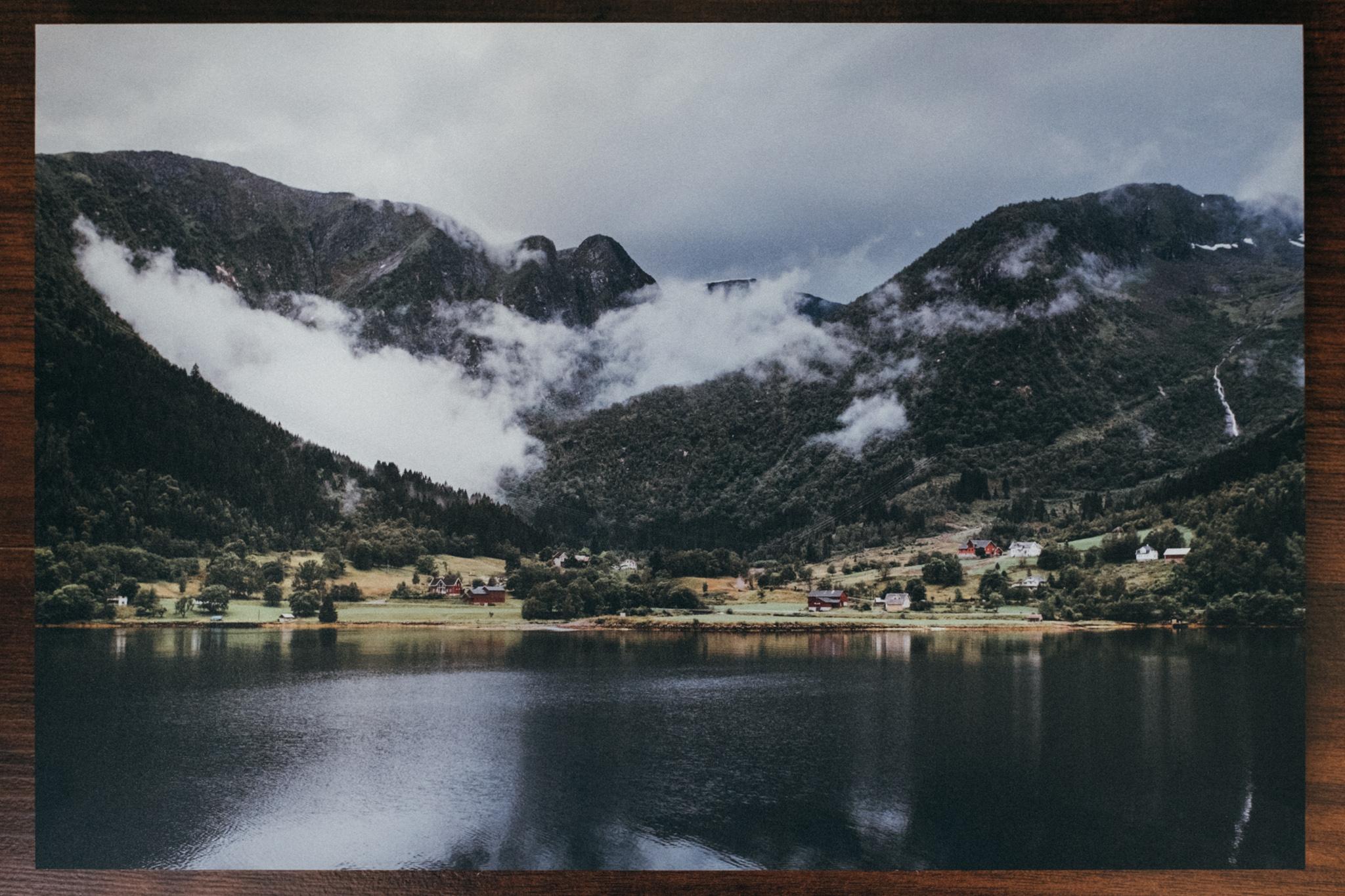 Urlaub Norwegen